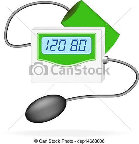Research study on high blood pressure monitor